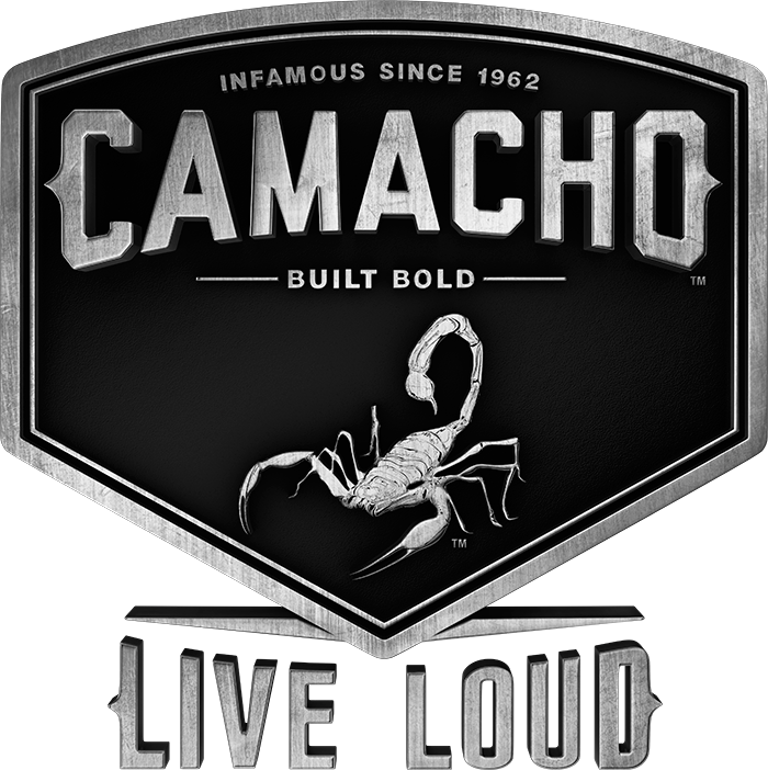 Camacho Cigars - BUILT BOLD - THE BOLD STANDARD