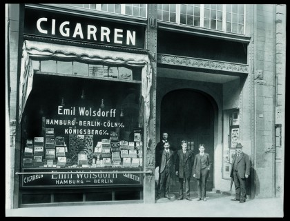 Wolsdorff Tobacco GmbH in Hamburg celebrates the centenary of its foundation